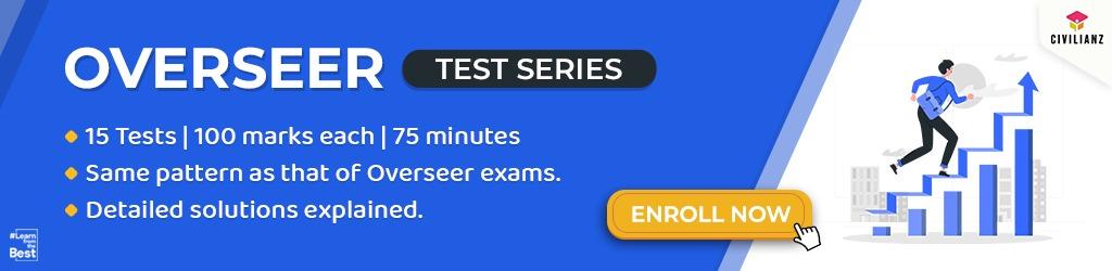 overseer test series
