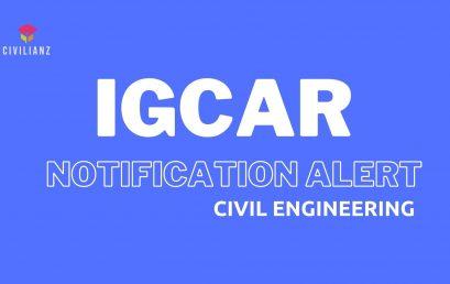 IGCAR Recruitment 2021 Notification
