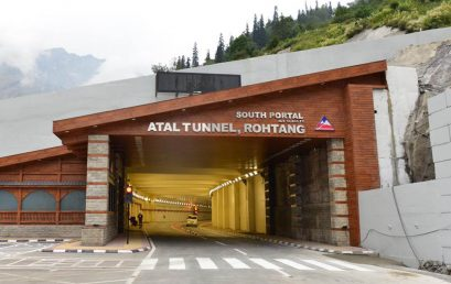 Marvel Behind World's Highest & Longest Tunnel