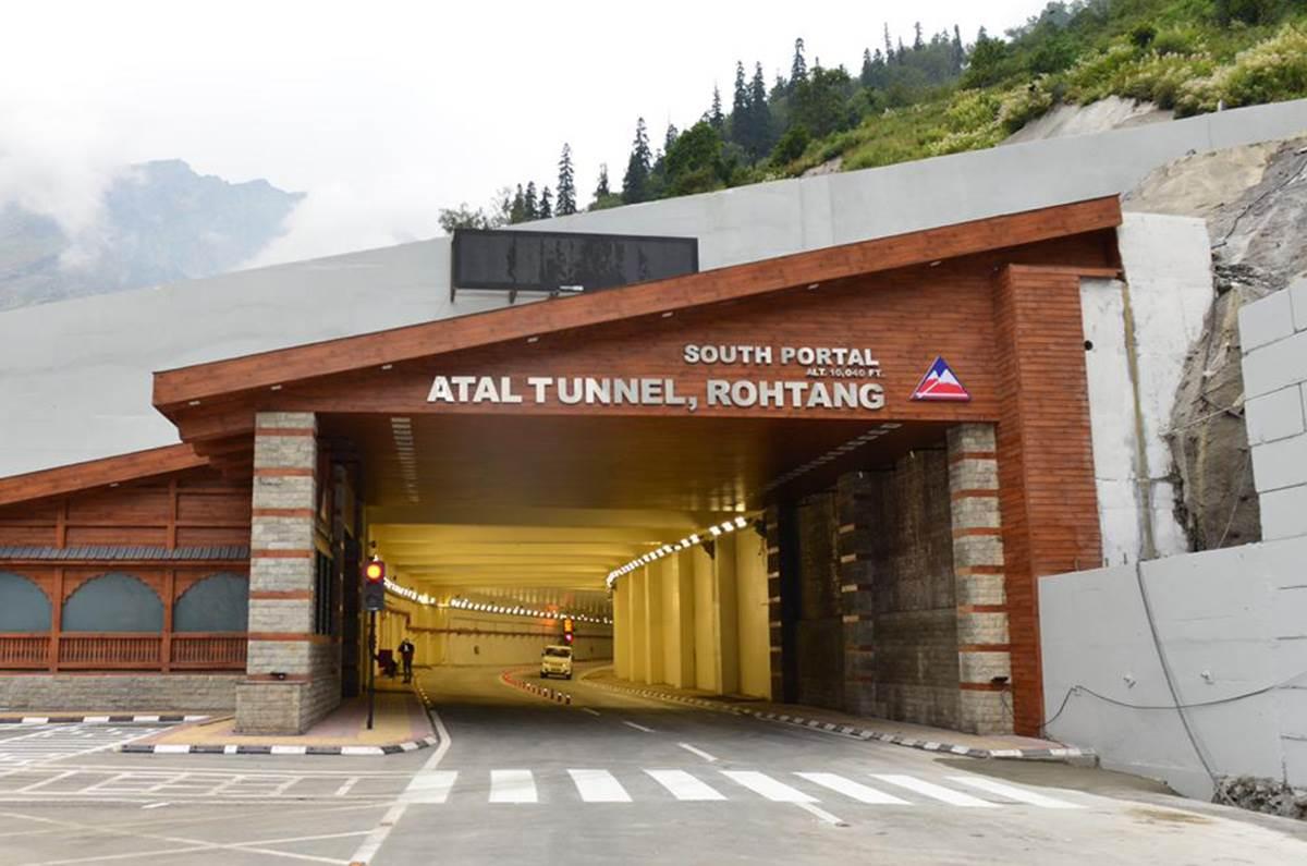 Marvel Behind World's Highest & Longest Tunnel