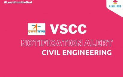 VSSC JOB RECRUITMENT 2021!!!