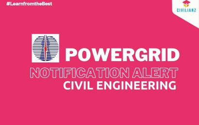PGCIL – POWERGRID JOB RECRUITMENT 2021