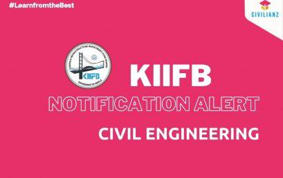 KIIFB (EGS DIVISION) JOB RECRUITMENT 2021