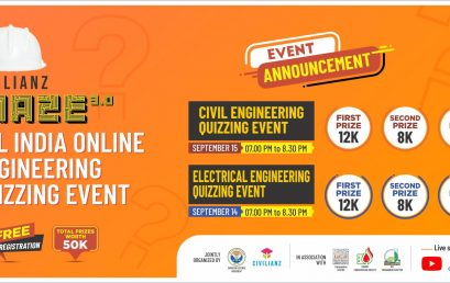 All India Engineering Quiz Competition & Webinar Series